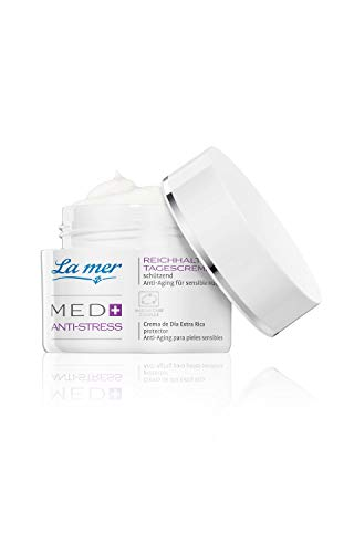 La mer Med+ Anti-Stress Cream Tag 50 ml ohne Parfum