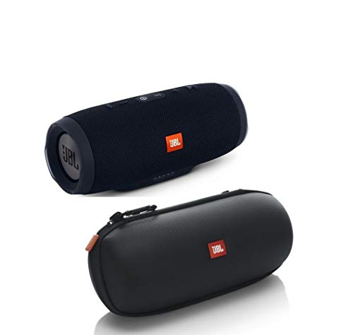 JBL Charge 3 - with Carrying Case (Black)