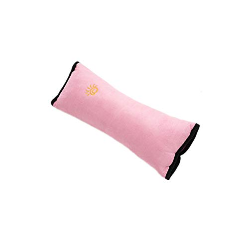 Protector Cinturon Coche FáCil De Usar VersáTil Cubre Cinturones Coche Lavables FáCil De Usar Protector Cinturon Coche NiñOs For CinturóN De Seguridad Pink,One Size