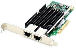 ADDON TECH 716591-B21-AO - AddOn HP 10Gigabit Ethernet Card - PCI Express x8-2 Port(s) -