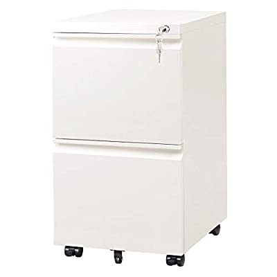 DEVAISE 2 Drawer File Cabinet