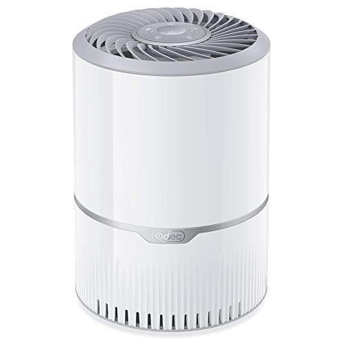 Odec PU-P03 H13 True HEPA 3-Stage Quiet Air Purifier  $42 at Amazon