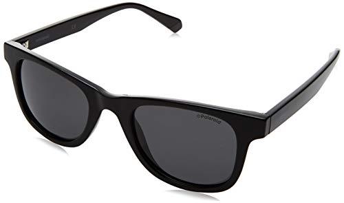 Polaroid PLD 1016/s/new Sunglasses, 807/M9 Black, 50 Mens
