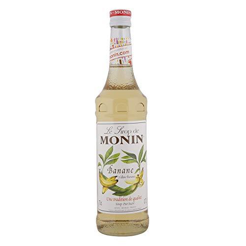 Monin Le Sirop de GELBE BANANE 0,7 l