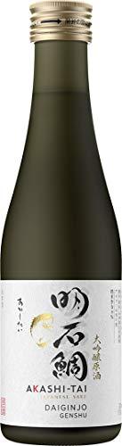 Akashi Sake Brewery Daiginjo Genshu 17%vol (1 x 0.3 l)