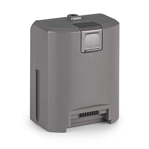 OneConcept cleanFree Akkustaubsauger Lithium-Ionen-Batterie - aufladbar, 22,2 V / 2.200 mA/h, grau