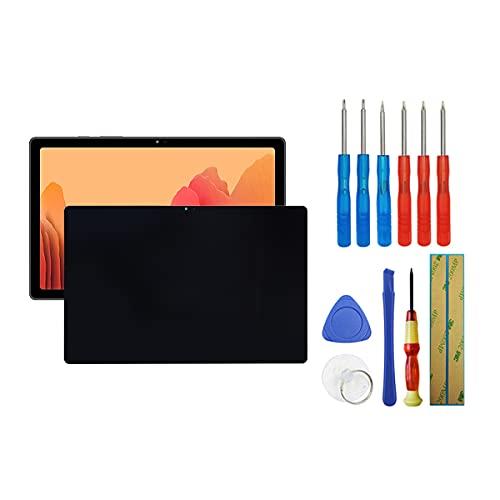 Fruisiy Pantalla LCD para Samsung Galaxy Tab A7 10.4 2020 SM-T500 SM-T505 cristal táctil de repuesto + herramientas