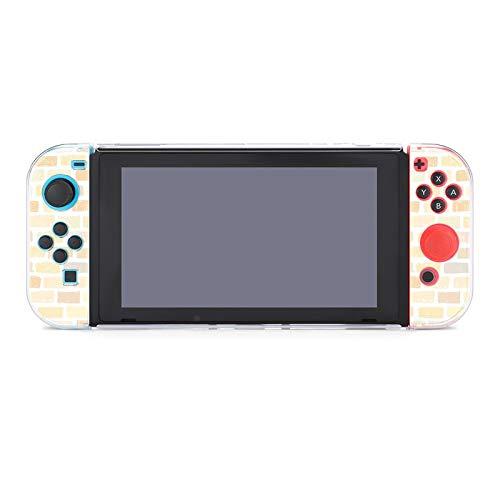Funda para Nintendo Switch Brick Wall Light 5 Piezas Set Funda Protectora...