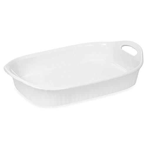CorningWare 3-Quart Ceramic Casserole Dish