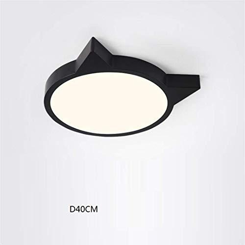 GD1 plafond licht Scandinavische minimalistische slaapkamer lamp zwart Tone Cat Lamp ?Star modern design stijl kamer studielamp