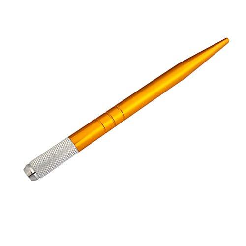 Pinkiou Penne Microblading per sopracciglia con penna manuale...