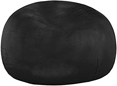Sofa Sack - Plush, Ultra Soft Bean Bag Chair - Memory Foam Bean Bag Chair with Microsuede Cover - Stuffed Foam Filled Furnitu