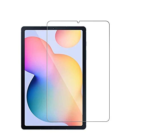 TECHSHIELD® Galaxy Tab S6 LITE (2020) SM-P610 (Wi-Fi); SM-P615 (LTE) Screen Protector, [10.4 Inch] [Anti-Scratch][Bubble Free] Tempered Glass Samsung Galaxy Tab S6 Lite Compatible with S Pen