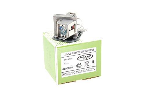 Alda PQ-Premium, Lámpara de proyector Compatible con 610 346 4633, 610-346-4633, 6103464633 para SANYO PDG-DWL100, PDG-DXL100 Proyectores, lámpara con Carcasa