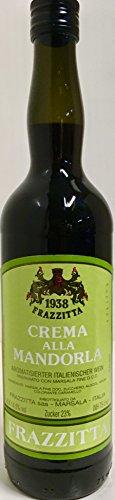 Crema alla Mandorla Aromatisierter italienischer Wein 0,75 l Frazzitta