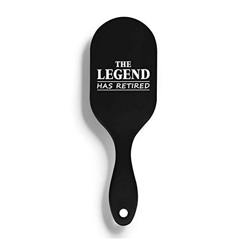 AOOEDM Air cushion comb The Legend ha retirado un peine de cojín de aire de cerdas de nailon suave para masaje de cuero cabelludo antiestático para todo tipo de cabello
