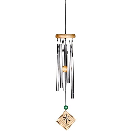 Woodstock Chimes Elements Chime, Wood