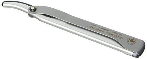 Dovo Shavette Straight Razor Steel Handle