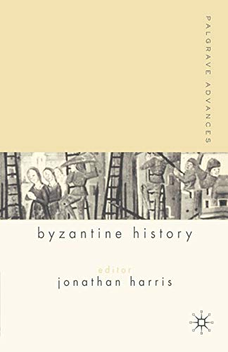 Palgrave Advances in Byzantine History