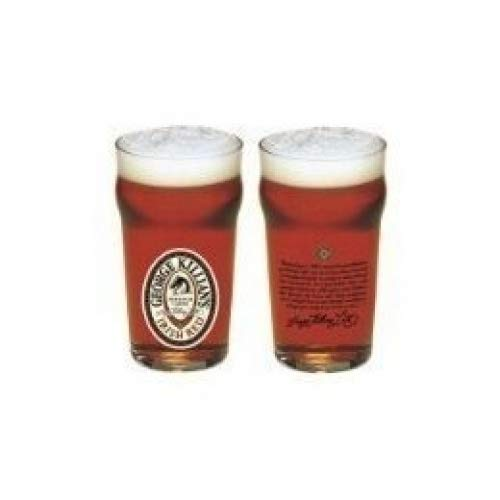 George Killian's Irish Red 16 oz Beer Glass (Pack of 2)