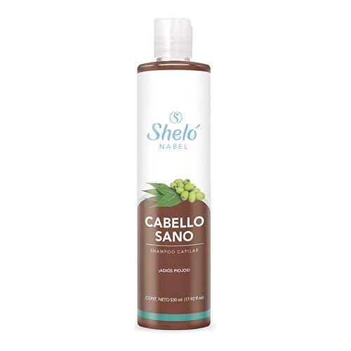 Shampoo Cabello Sano marca Sheló NABEL