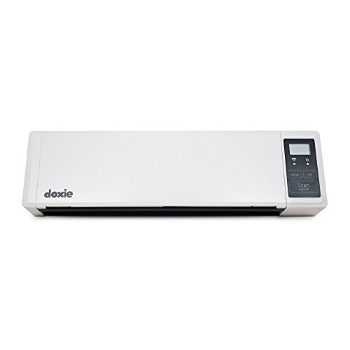Review Doxie Q - Wireless Rechargeable Document Scanner with Automatic Document Feeder (ADF)