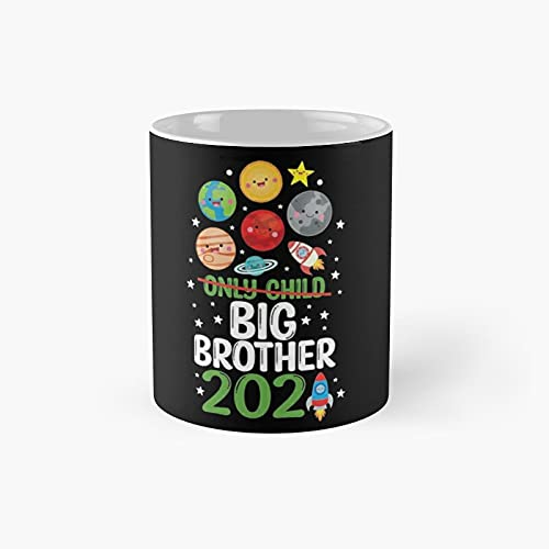 Big Brother Space Planets 2021 Classic Mug - 11 Ounce For Coffee, Tea, Chocolate Or Latte.