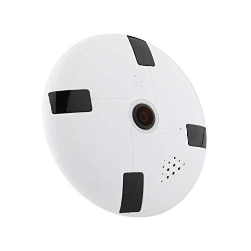 Tomanbery Cámara IP de intercomunicador de Voz bidireccional de 360 Grados WiFi 100-240V(100-240V European Standard)