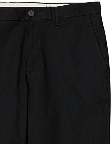 Amazon Essentials Regular-fit Lightweight Stretch Pant, Black, 30W x 30L