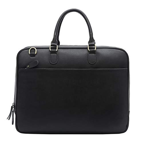 Leathario Sac Homme Porte Document Sac en Cuir Sac...