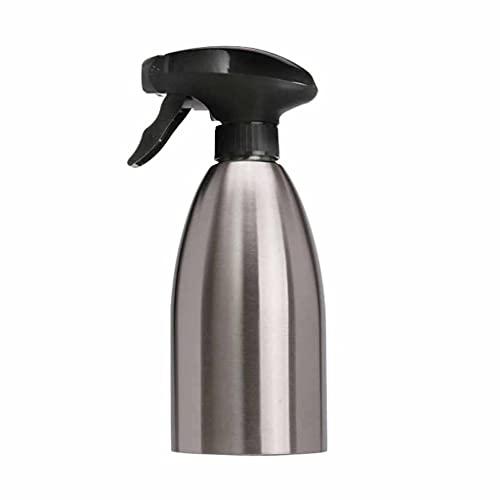 SMEJS BBQ Kochwerkzeug Öl Spray Flasche 500 ml BBQ Küche Olivenöl Sprühgerät Grill Öl Sprayer Edelstahl BBQ Öl Spray Flasche