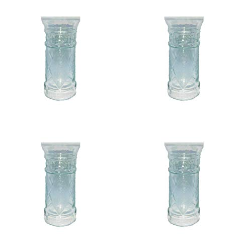 Drinking Glass Tumblers Red Lobster Nautical Collectors Vintage Lighthouse Glasses Set's of 4 -  Libby