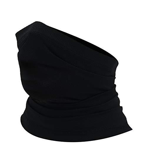 Dorzu Halstuch Schlauchtuch,Schlauchschal Atmungsaktiv UPF 50+ kühl hochelastisch zum Herren/Damen
