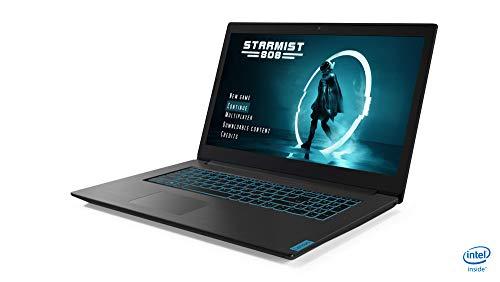 Lenovo IdeaPad L340 Gaming Laptop - Black, 43.9 cm (17.3 inches) 1920 x 1080 pixels Intel CoreTM i5 9th Generation 16GB DDR4-SDRAM 512GB SSD NVIDIA GeForce GTX 1650 Wi-Fi 5 (802.11ac) Windows 10 Home