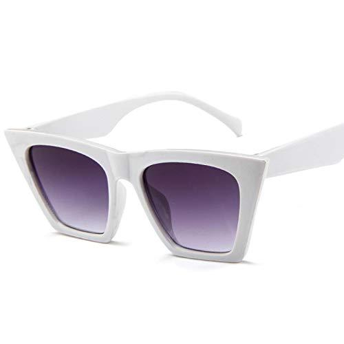 Sunglasses Gafas de Sol Gafas De Sol De Gran Tamaño para Mujer Y Hombre, Gafas De Sol De Diseñador De Luj