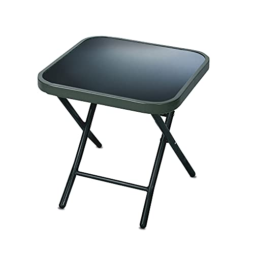 Folding Drinks Side Garden Patio Table - Perfect for Outdoor Small Table