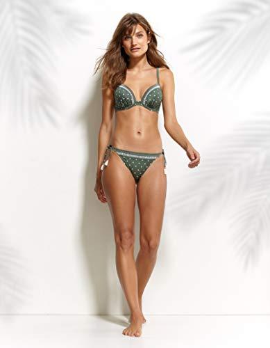 Watercult Retro Romance Bikini 7209/114/700 Kaki7209/114/700 - Kaki - 40 -