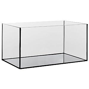 Aquarium-Glasbecken-40x25x25-cm-3-mm-rechteck-25-Liter-Becken