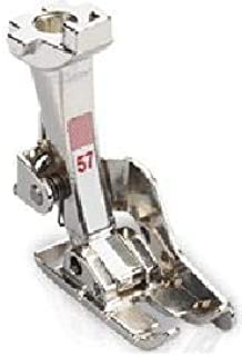 """Sew-link #57N - 1/4"""" Foot w/Guide for New Style"""