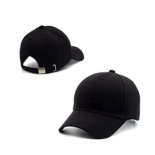 SOUVENIR Baseball Cap, Unisex Stylish UV Protection Flex and Fit with Adjustable Strap Sport Caps for Man and Women