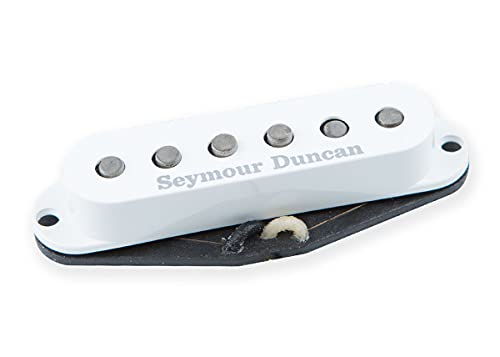 Seymour Duncan APS-1 RW/RP Alnico II Pro Staggered Strat® (reverse wound/polarity), w/white cover