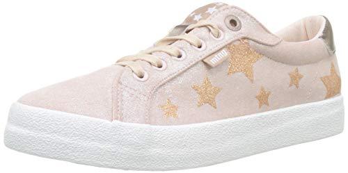 MTNG 69439 - Zapatillas para Mujer, Rosa Claro (Softmet C45918) 37 EU