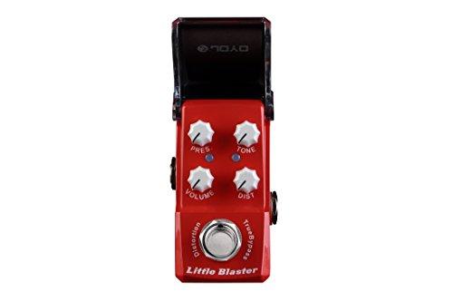 JOYO JF-303 Little Blaster Distortion mini Guitar Effects Pedal Ironman