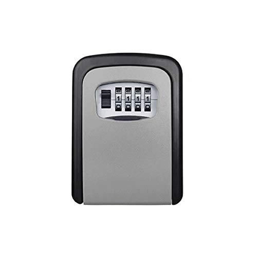 MR セキュリティ キー 固定型 大容量 シェア 事務所 ボックス 4ダイヤル式 工場 共有 合鍵 オフィス MR-KAGIKAKKO-GY
