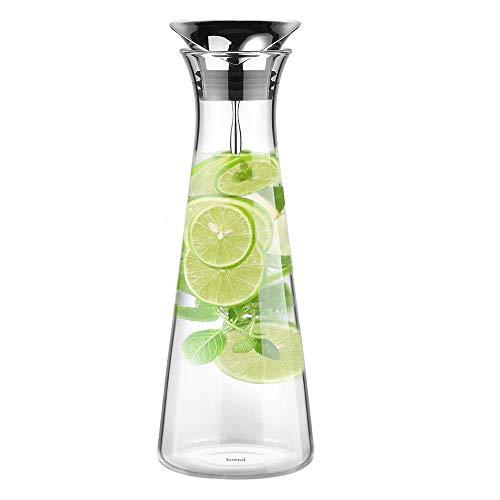 Glaskappe für 1L Glaskaraffe (MEHRWEG)