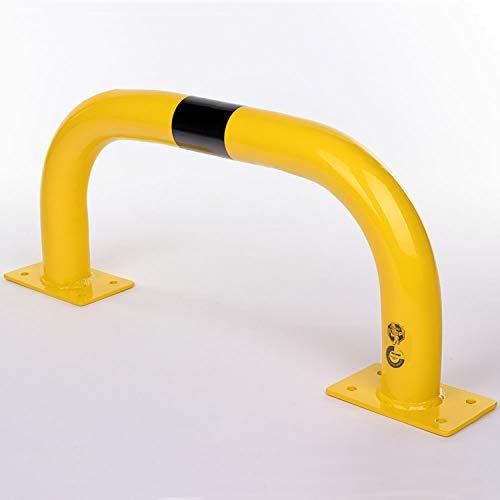 Bolardo de protección de seguridad Altura 350 mm x longitud 750 mm