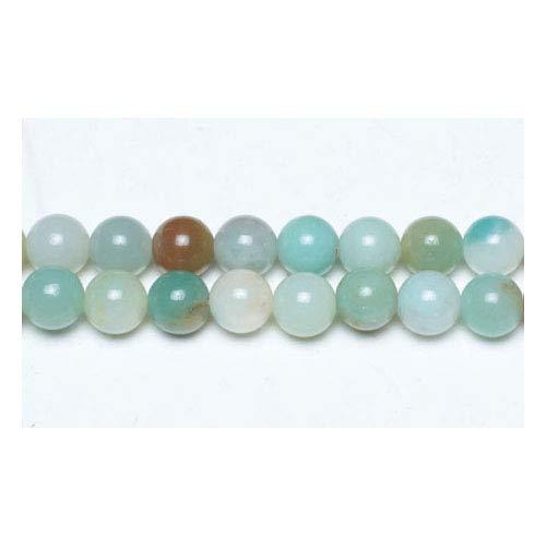 Charming Beads Amazzonite Perline Multicolore Tondo 8mm Filo di 45+