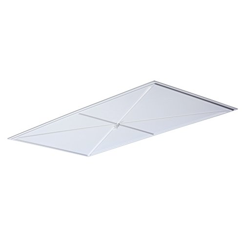 New Pig 2' x 4' Ceiling Tile Leak Diverter  $110 at Amazon