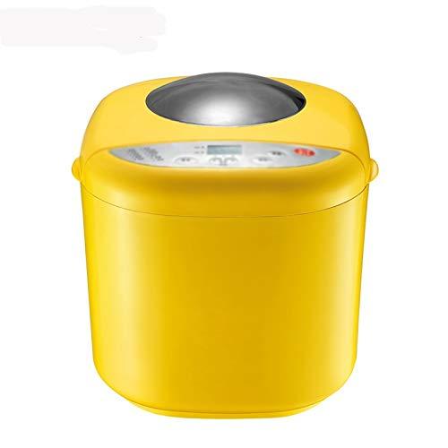 KLJUH Pan Máquina automática Hogar Multifuncional 10 en 1 máquina de Pan con Pan Caliente Tuerca dispensador máquina de Yogurt Cake Machine