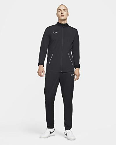 Nike Dri-FIT Academy Survêtement Mixte, Noir/Blanc/Blanc, S